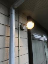 福岡市【センサーライトの取付け】プロの電気工事士が直接施工!PayPayもOK!