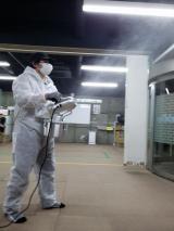 【ウィルス対策専門】 家庭内・オフィス内・倉庫内の消毒・除菌をお任せください。