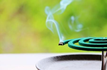 【蚊取り線香の効果】蚊取り線香はどこに置けば効果がある?