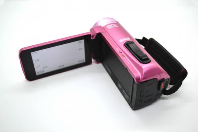 デジカメ以外の撮影機器2:ビデオカメラの特徴