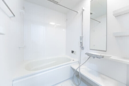 【お風呂のリフォーム】お風呂リフォームの3つの工事方法