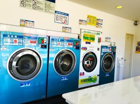 【羽毛布団の洗濯】コインランドリーで羽毛布団を洗濯する方法