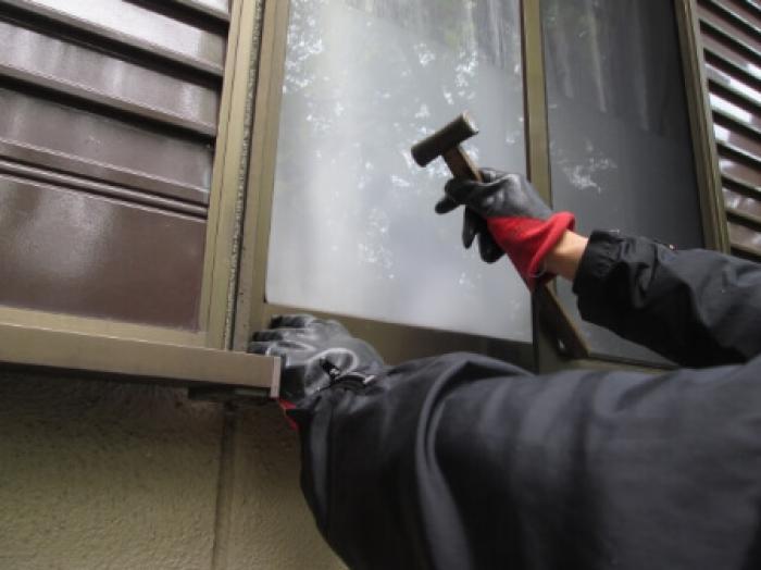 窓の防犯対策してますか?空き巣被害に合わないためにすべき窓の防犯対策