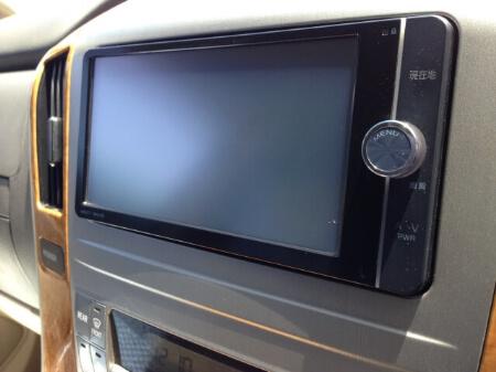 地デジは車のテレビにも影響する