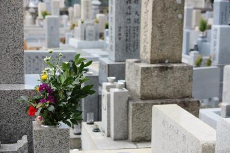 お墓が汚れる2つの原因