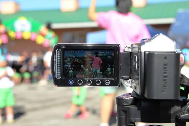【運動会のビデオ撮影】ビデオカメラの選び方を知ろう!