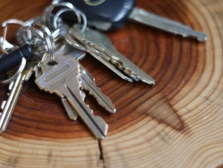 家の鍵にも種類がある