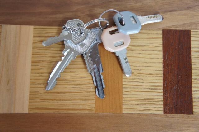 鍵の種類と特徴を解説!日本の住宅でよく使われている鍵の種類