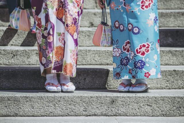 【着物の種類】「カジュアル」な3種類の着物について知ろう!