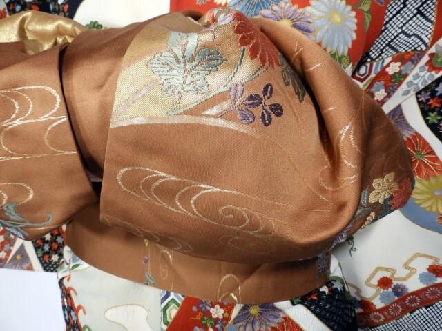 着物の帯の種類2:カジュアル