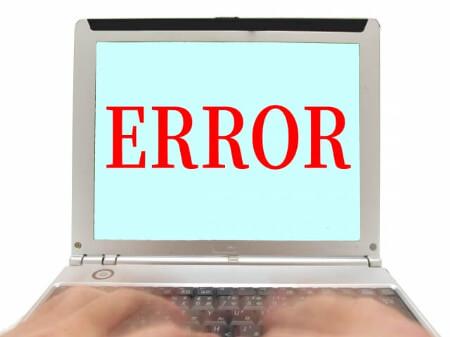 【パソコンが起動しない】パソコンが起動しない3つの症状