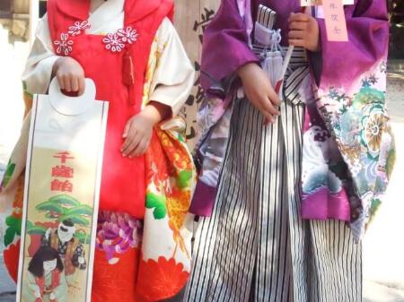 七五三の着物と袴選びのポイント