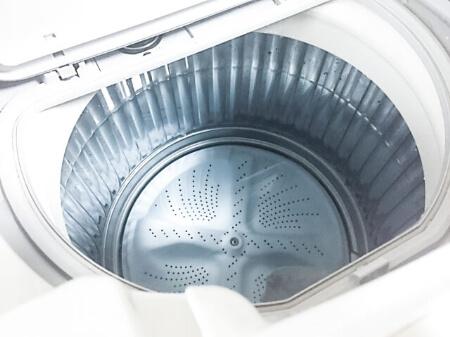 【塩素系漂白剤で掃除】塩素系漂白剤で洗濯機を掃除する方法