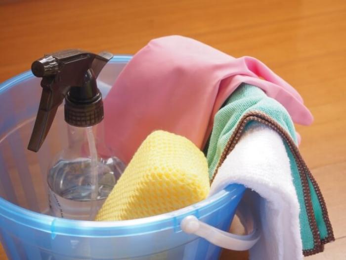 【塩素系漂白剤の使い方】で家中スッキリ!塩素系漂白剤で掃除する方法