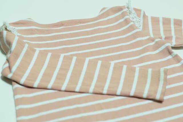 【Tシャツのたたみ方】半袖と長袖のTシャツたたみ方を知ろう!