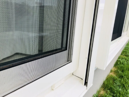 【プリーツ網戸】プリーツ網戸が取り付けできない窓の種類