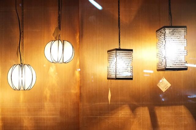 照明【ペンダントライト】種類と選び方/照明【ペンダントライト】取り付けの注意点