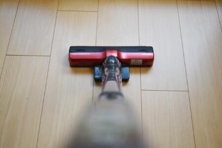 【掃除機のおすすめ】掃除機のヘッドで選びましょう!