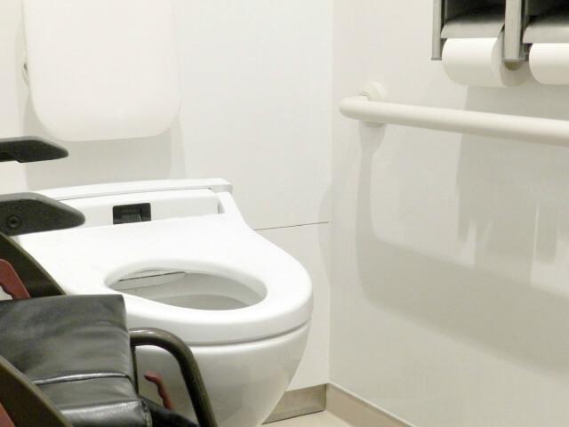 バリアフリートイレの必要性