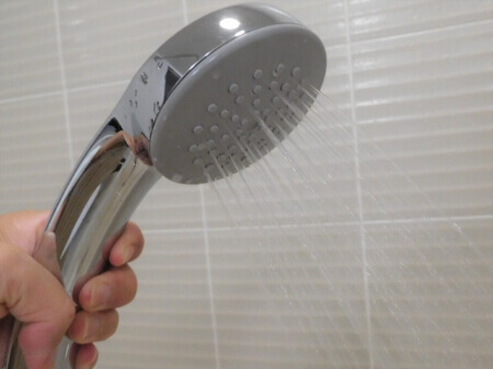 シャワーヘッドの交換に必要な道具