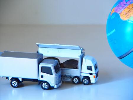 2(t)トントラックで積める不用品の量