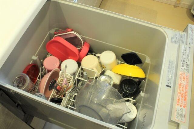 食洗機の汚れは大きく分けて3種類あります!