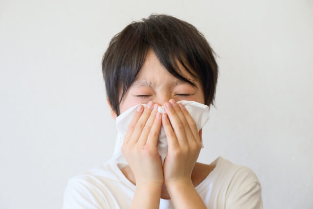 花粉症でお悩みの方!エアコンも花粉対策してますか?エアコンの花粉対策