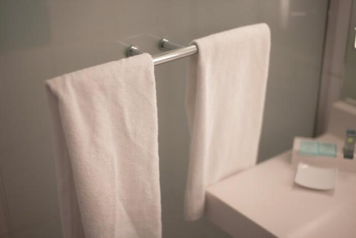 トイレのタオル掛けでおしゃれ空間に!トイレのタオル掛けの種類や選び方