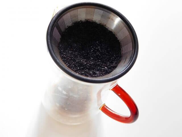 コーヒーかすをお風呂で活用する方法