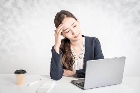 パソコンの寿命を示す症状