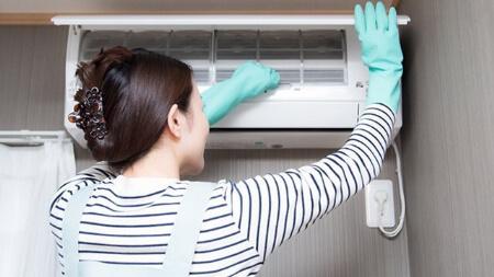 エアコンフィルターを掃除するのに必要な準備物を用意しよう!