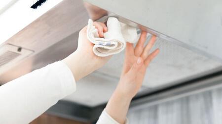 【換気扇を重曹で掃除】重曹を使って毎日できる換気扇掃除