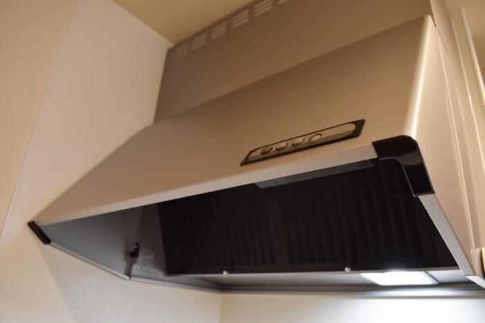 《換気扇は重曹で掃除しよう》キッチンの換気扇は重曹で掃除すれば解決
