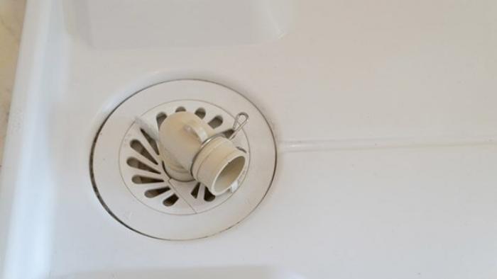 掃除 排水 洗濯 機 口