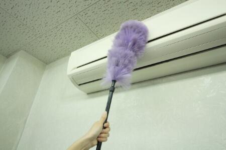 【エアコンの電気代】エアコンを掃除して電気代を下げよう!