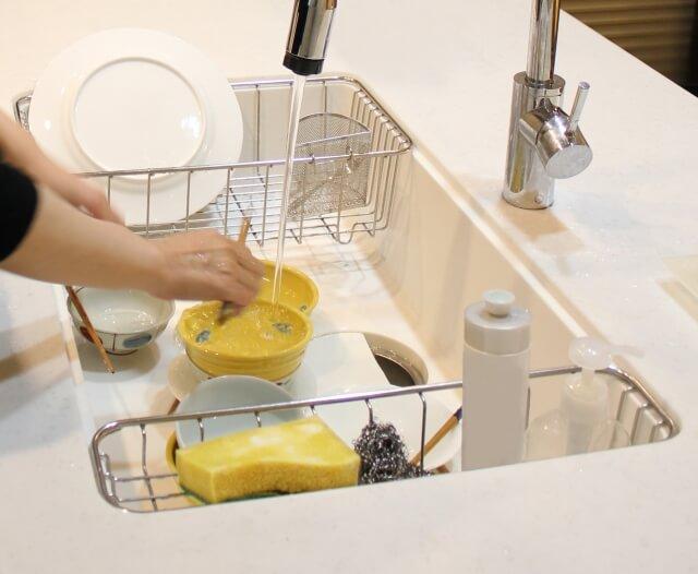 キッチンハイターは水回り掃除に最強!キッチンハイターがNGな場所