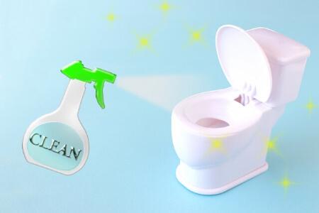 【トイレの洗剤】トイレ洗剤は大きく分けて3種類あります!