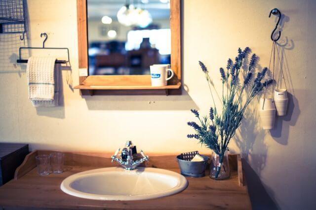 洗面台の掃除は重曹とクエン酸で掃除が最強!洗面台の掃除方法を解説
