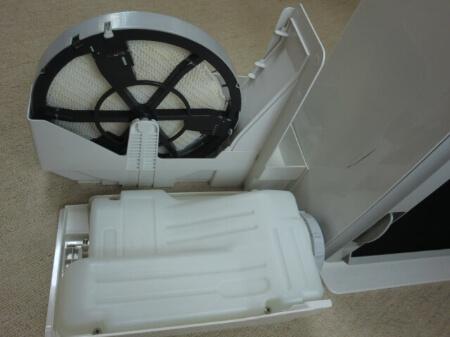 加湿器のカビを重曹で掃除する方法