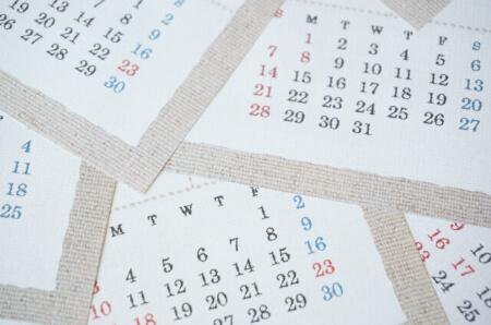 引っ越しの作業費用は時期や曜日によって違う