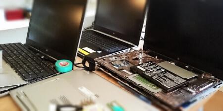 パソコンの故障別の料金相場