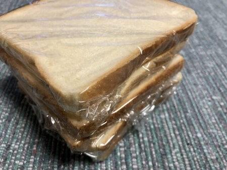 食パンを冷凍保存する方法