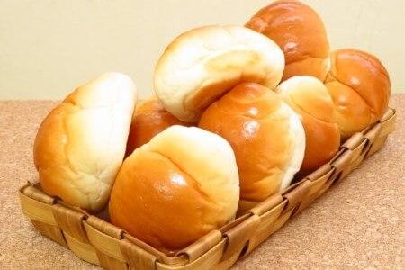 ロールパンは手間をかけて個別に冷凍保存しよう
