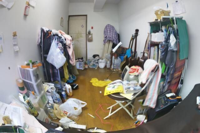 面倒な部屋の片付け…コツを掴めば誰でも簡単に部屋を片付けられる方法