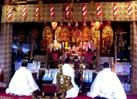 仏壇 鳴らす
