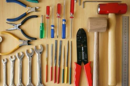 家具を組み立てるのに必要な道具・あると便利な道具