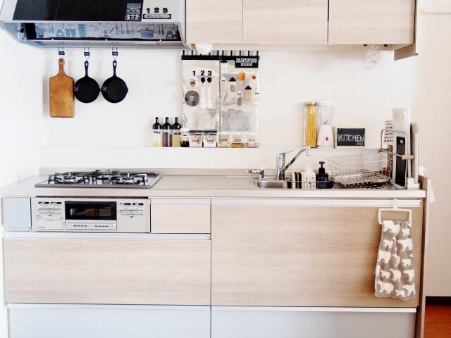 【キッチンの収納】便利なキッチンの収納アイテムと収納方法を知ろう!