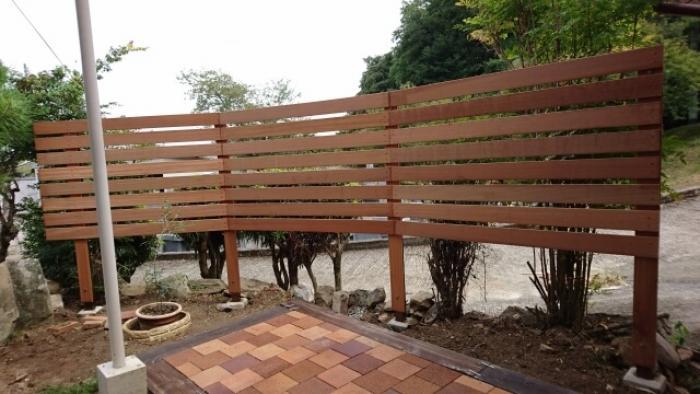 【庭のフェンス】エクステリア(庭)にフェンスの種類について知ろう!