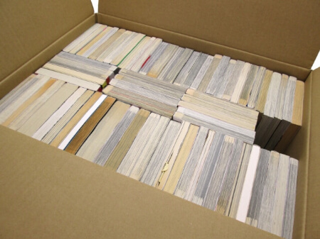 本を処分する方法は「売る、譲る、寄付」