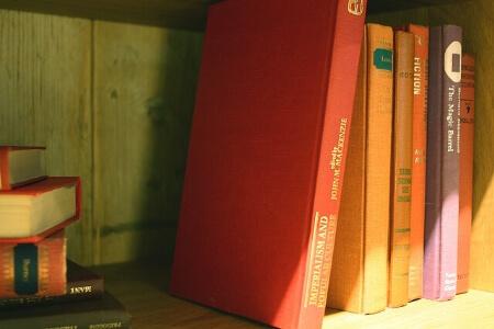 本棚をキレイに見せる2つのポイント